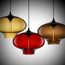 Red Light Fixture by Modern Red Pendant Lighting Tequestadrum Com