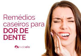 Extreme Remédios caseiros para dor de dente - Tudo Ela @AM74