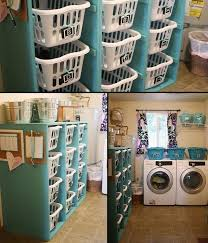 Laundry Room Storage 40 Clever Laundry Room Storage Ideas Home Design Garden