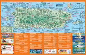 Puerto Rico On World Map Puerto Rico Maps La Chuleta Congelá U0027