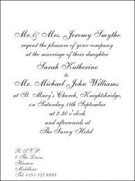 formal wedding invitations formal wedding invitation wording invitations templates photo