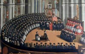 Council Of Trent Summary Monks And Mermaids A Benedictine