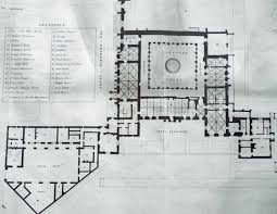 Highclere Castle Floor Plan by Rutters Delineations Of Fonthill Plate 2 Fonthill Abbey Highclere