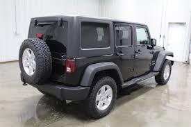 new 2017 jeep wrangler unlimited sport 4x4 maquoketa ia brad