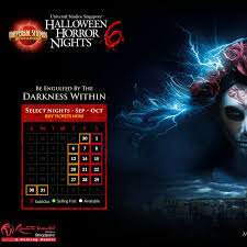 100 tickets for halloween horror nights 2016 can you