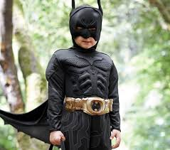 Kids Light Halloween Costume Batman Light Costume Pottery Barn Kids