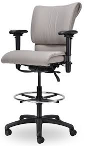 awesome raised office chair office chair for high desk and