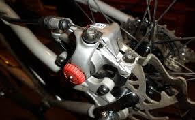 how to set up adjust mechanical disc brakes