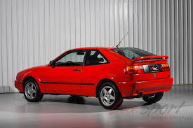 volkswagen corrado supercharged 1993 volkswagen corrado slc vr6 german cars for sale blog