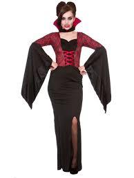 ladies alluring vampiress vampire halloween bride of dracula fancy