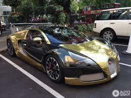 bugatti supercar golden bugatti veyron grand sport from saudi arabia the saudi