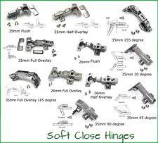 soft close hinges ebay