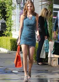 annalynne mccord struts around her 90210 stomping ground in super