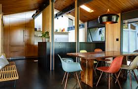 the elements of mid century modern style the shed