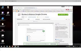 bureau a distance gratuit télécharger chrome remote desktop pour windows téléchargement