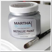 cool silver metallic paint i used the copper and bronze on a wall