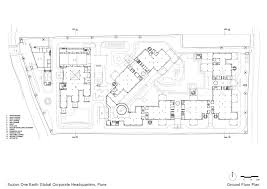 office block floor plans gallery of suzlon one earth global corporate headquarters