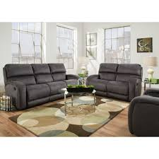 fabric recliner sofas radical living room reclining sofa u0026 loveseat slate 8843119