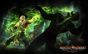 fdmk mortal monday another shang tsung wallpaper released