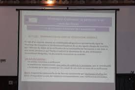 chambre de commerce europ馥nne séminaire de formation de la chambre en commerce européenne en côte