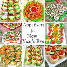 m fr canapes simple appetizers for year s valya s taste of home