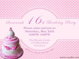 20 top birthday invitations to invite your guests festival