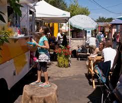 Oregon travel pod images Food cart tours travel portland jpg