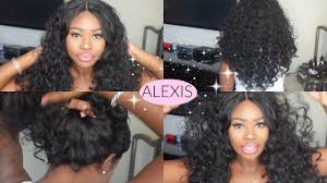 amazon black friday brazilian hair sale sensationnel empress lace wig alexis brazilian curly dupe youtube