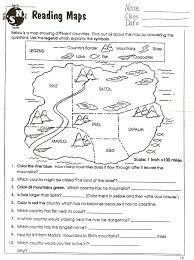 social studies skills worksheets free printable and key