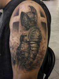 the 25 best gladiator tattoo ideas on pinterest chest tattoo