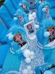 frozen party frozen birthday party catering bubbles crew