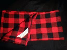 buffalo plaid table runner red and black plaid tablecloth buffalo plaid table runner or