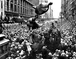 scary in 1931 macy s thanksgiving day parade via nydailynews