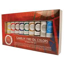 oil paint michaels