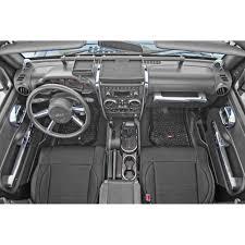 4 Door Jeep Interior Rugged Ridge 11156 96 Jeep Wrangler Jk Interior Trim Accent Kit