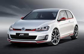 slammed volkswagen golf volkswagen cars news abt tuned mk7 vw golf gti