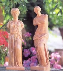 italian terracotta garden statues cottage industry