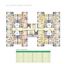 Centralized Floor Plan by Greenfieldcity New Flats Apartments Available At Garia South