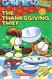 garfield thanksgiving everyday thanksgiving