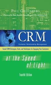 At The Speed Of Light Amazon Com Crm At The Speed Of Light Fourth Edition Social Crm