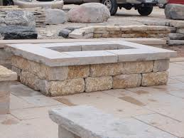 natural stone fire pit kits or custom designs lemke stone products