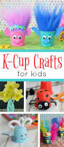 k cup crafts for kids recycling keurig k cups the fun way cup