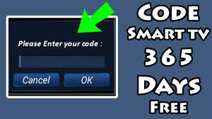 tv apk 3 code smart tv apk 365 days free gratuit مجانا