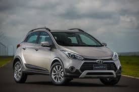 Conhecido 2016 Hyundai HB20X crossover (facelift) launched in Brazil - IAB  @VC36