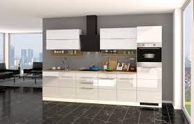 Kueche Mit Elektrogeraeten Guenstig Küchenzeile Hamburg Küche Mit E Geräten Breite 320 Cm