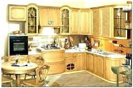 meuble haut cuisine bois cuisine en bois massif meuble cuisine bois massif blanc caisson en s