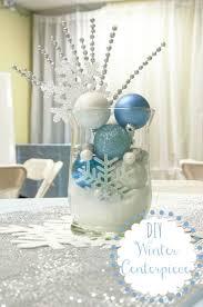 Winter Wonderland Centerpieces by Best 25 Snowflake Centerpieces Ideas On Pinterest Winter
