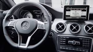 mercedes inside 2014 mercedes gla 250 interior