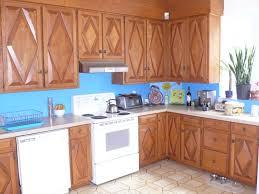 armoire de cuisine en pin avant après la cuisine d amélie la cuisine