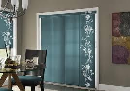 Fabric Blinds For Sliding Doors Vertical Blinds For Patio Door Interior Design